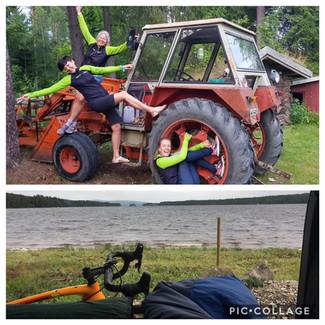 Deltakelse på Finnskogen gjør noe med deg:-)