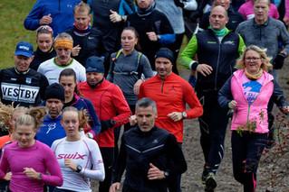 Bra gjeng på Drøbak maratonintervall