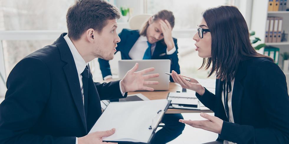 Kommunikasjon og samhandling med forskjellige typer