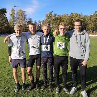Ungdomsgruppa til Soon Triathlonklubb
