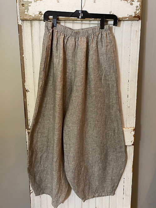 Cross-dyed Oliver Pant