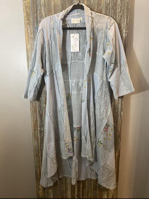 Lace Patchwork Jacket