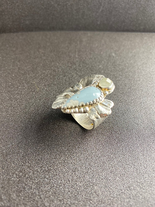 Leland Blue Ring