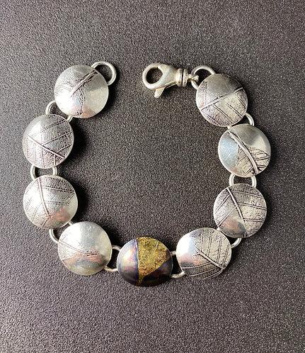 Leaf Linked Bracelet