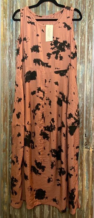 Seamed Bubble Dress