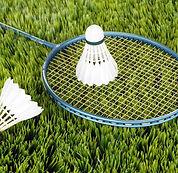 Equipamento de Badminton