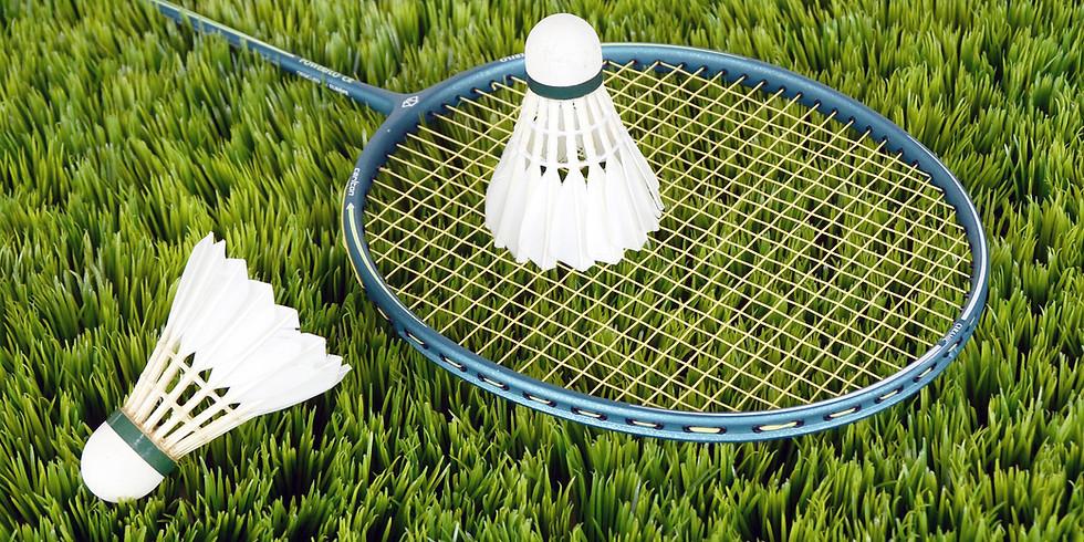 Initiation Badminton (8 à 14 ans)