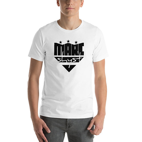 Marc Shyst- Short-Sleeve Unisex T-Shirt