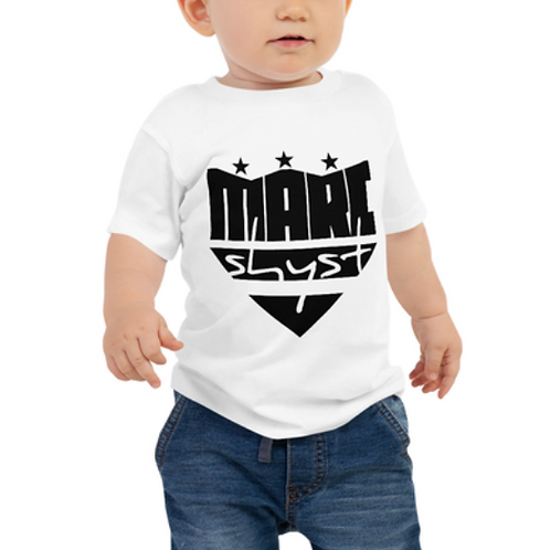 Marc Shyst-Baby Jersey Short Sleeve Tee