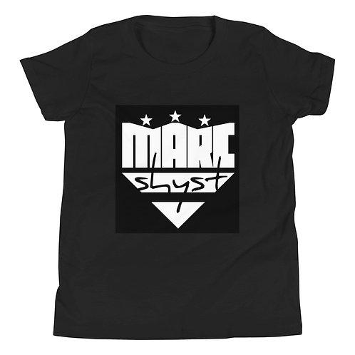 Marc Shyst-Youth Short Sleeve T-Shirt