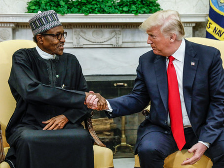 Remarks by President Trump and President Buhari of the Federal Republic of Nigeria Before Bilateral