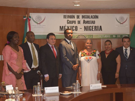 Nigeria-Mexico Friendship Group