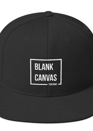 Blank Canvas Training Hat