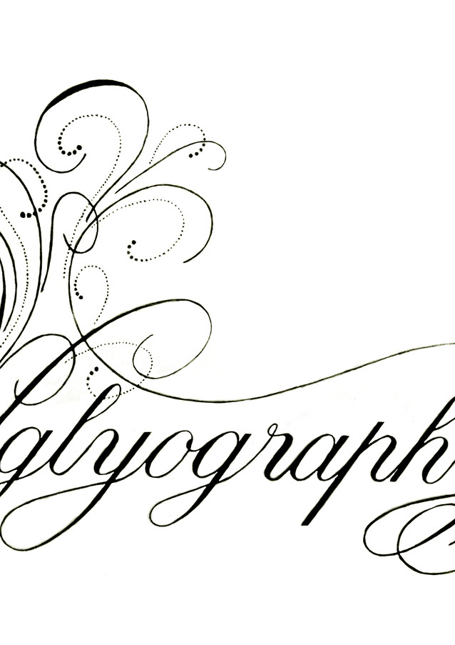 Uglyography: Hand drawn Lettering