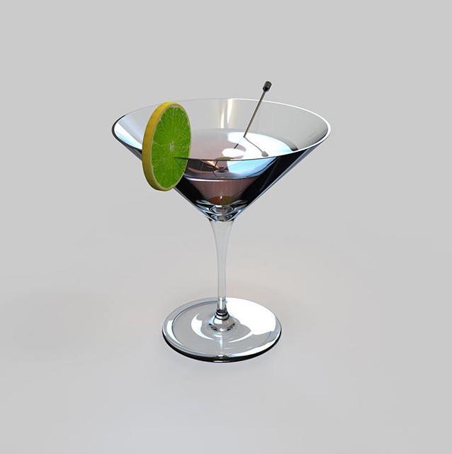 3D Martini