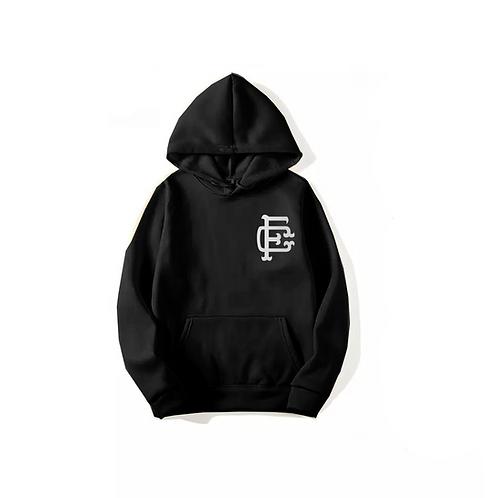 Emblem Pullover Black
