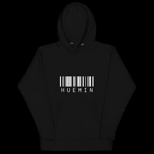 HUEMIN Barcode Hoodie