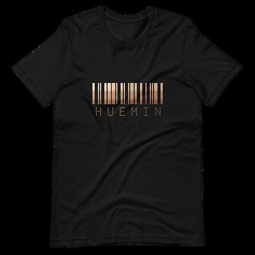 HUEMIN Melanin Barcode Tee