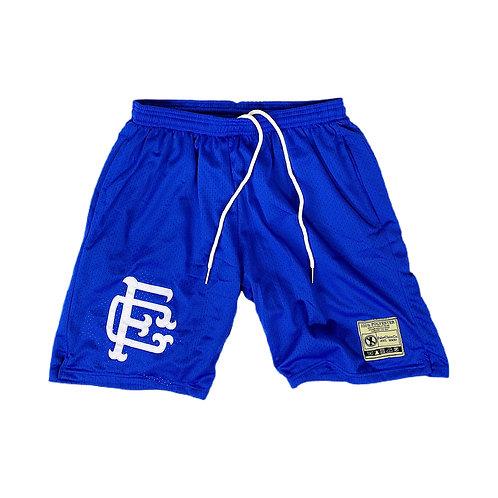 Mesh Shorts Blue
