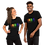 Thumbnail: HUEMIN Spectrum Barcode tee