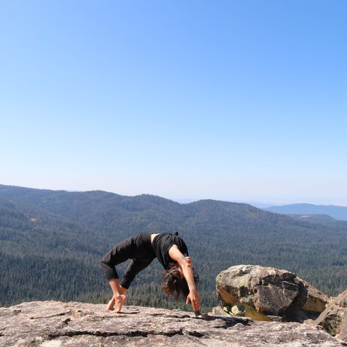 What Yoga taught me
