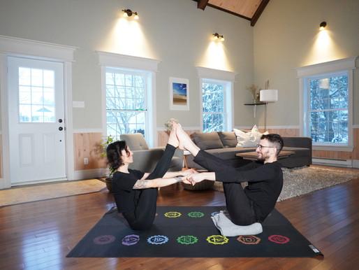 Le Yoga 2 par 2