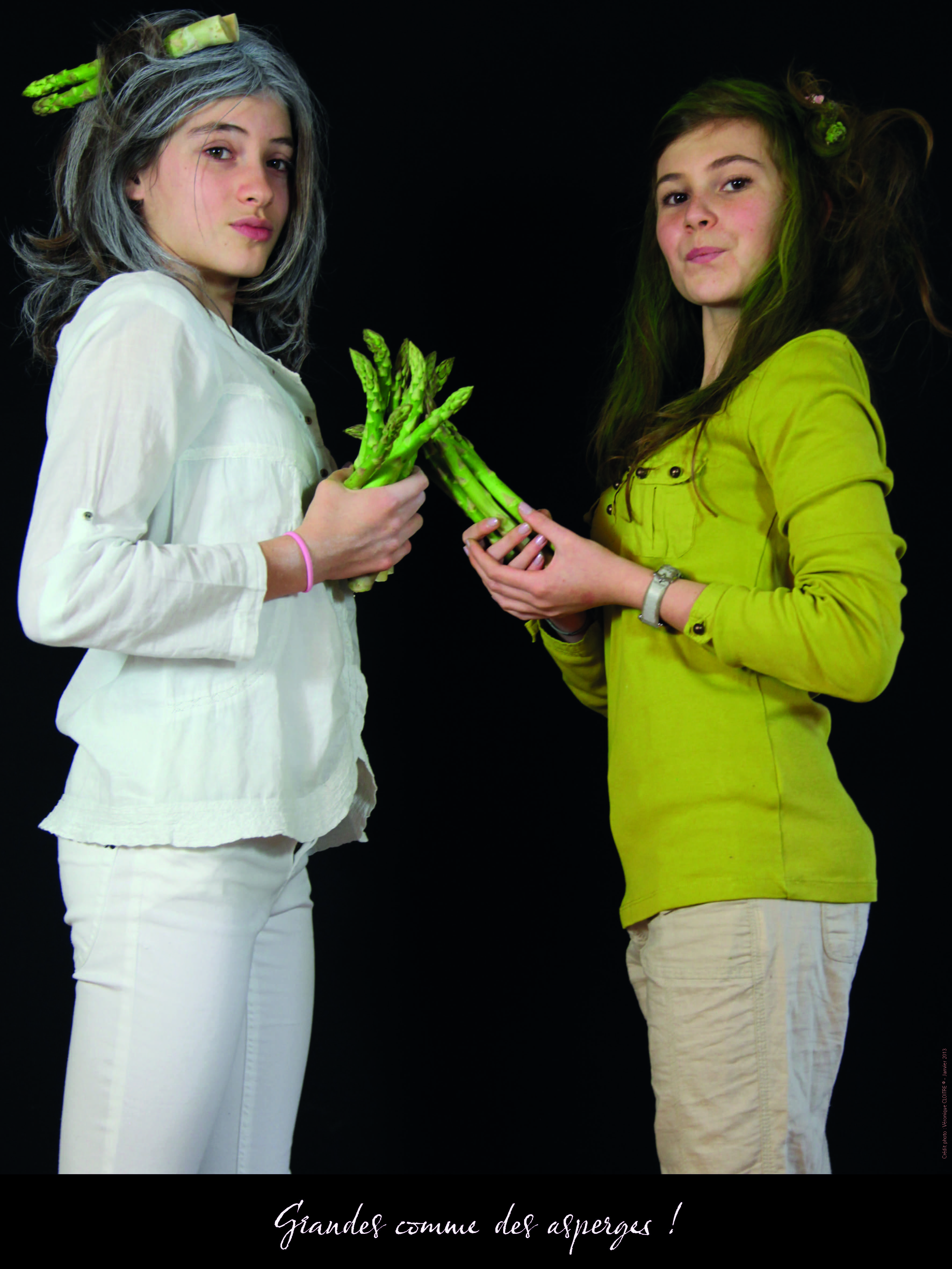 Des légumes à croquer