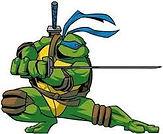 לאונרדו עם חרב.jfif