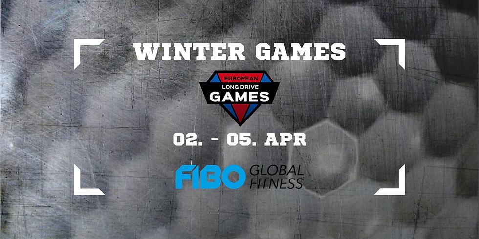 Cologne FIBO Global Fitness - Winter Games