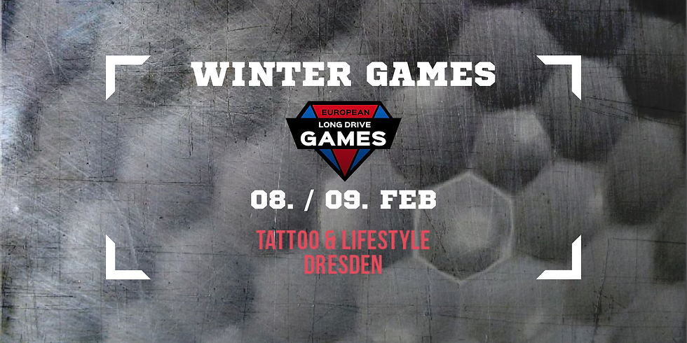 Dresden Lifestyle Convention - Winter Games