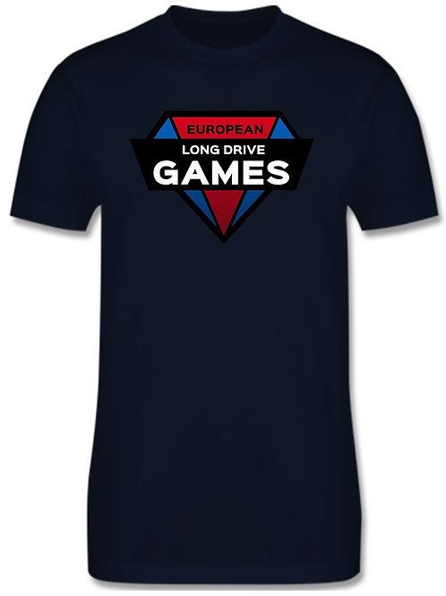 T-Shirt - Ballspeed-Blue