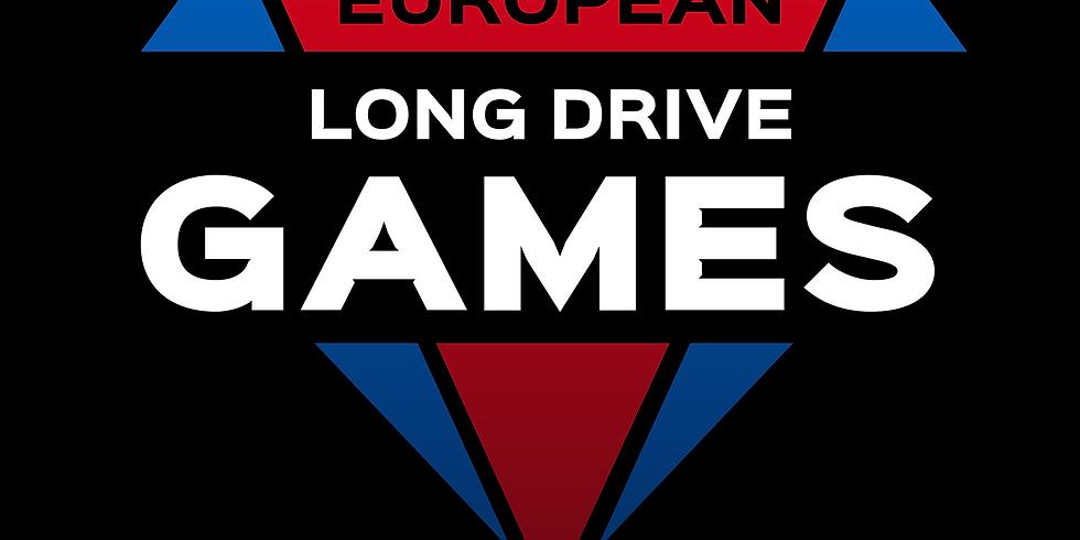 European Long Drive Games - Kick-Off Bash in Stuttgart
