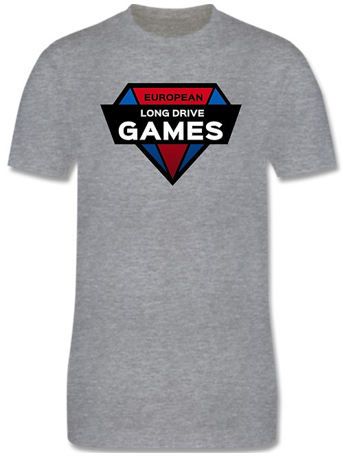 T-Shirt - 400-Yard-Grey