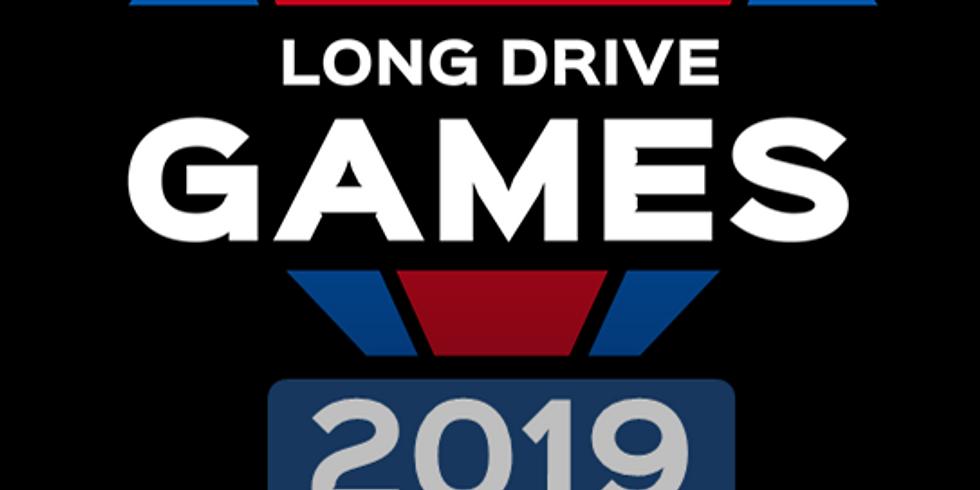 European Long Drive Games - Season 2019