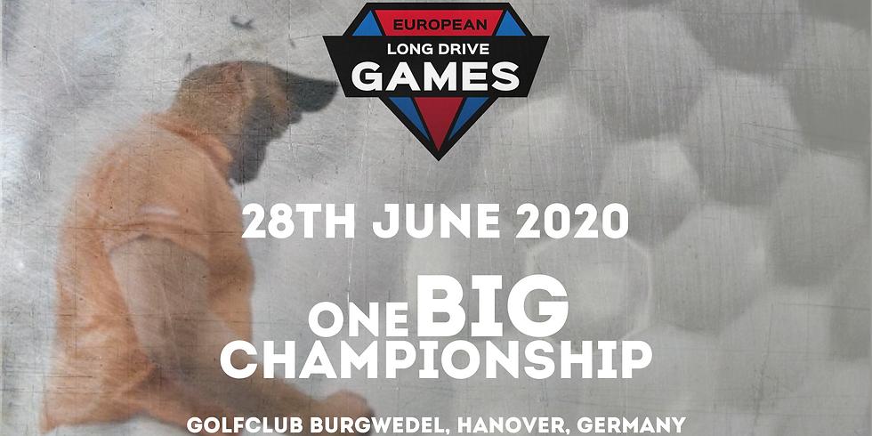 Hanover - ONE BIG CHAMPIONSHIP