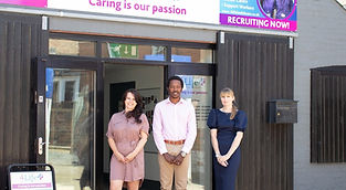 4Life Healthcare Services - Meet the team