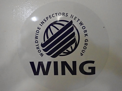 """WING Magnet 10"""""""