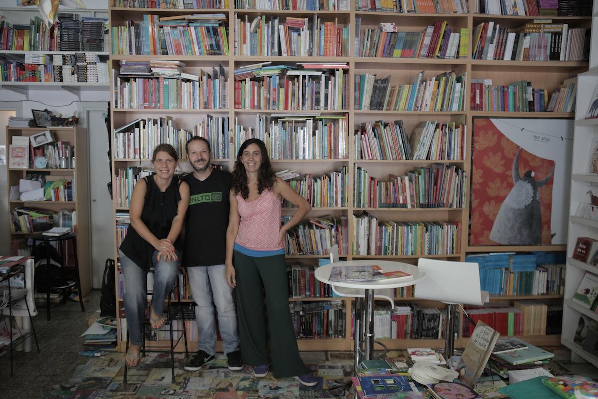 Librería El Libro de Arena