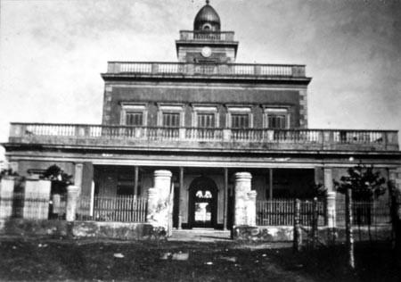 el Mirador en 1900