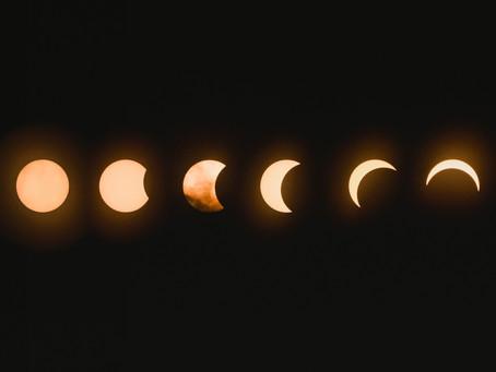 Alinhamento com os ciclos da lua
