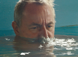 Ken Snowdon overcomes his fear of the water!