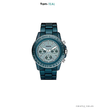 Fossil Ad Concept
