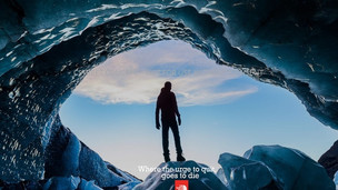 The NorthFace Ad Concept