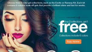 Beauty & Cosmetics Ad