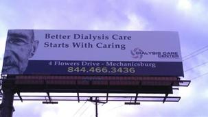 Healthcare Billboard