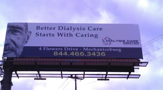 Healthcare Billboard