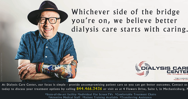 Healthcare Newspaper Ad
