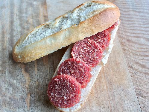 Broodje Ossenworst