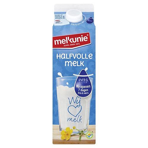 Halfvolle melk 1L