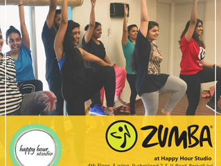 Zumba Classes Simplified!